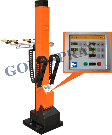 Robot Reciprocador GLS 2000R - GoldSpray